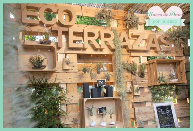 Eco Terrazas en Palo Market Fest Valencia 2017