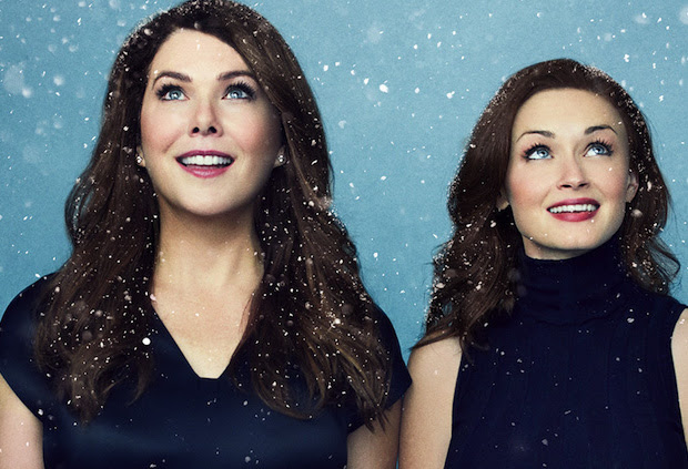, Winter, Spring, Summer and Fall, New Gilmore Girls: A Year in the Life Posters Revealed