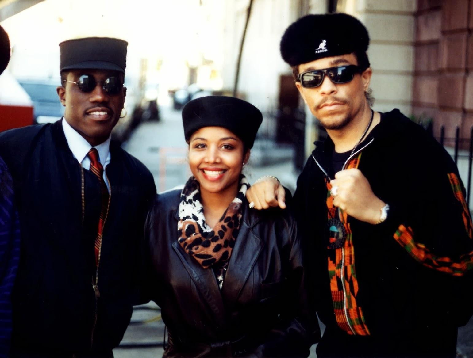 404322afdd78 Bespectacled Birthdays: Tracy Marrow (aka Ice-T), c.1991