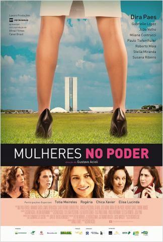 Mulheres no Poder - cartaz do filme