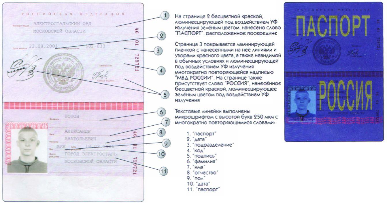 Как проверить паспорт на подлинность по фамилии