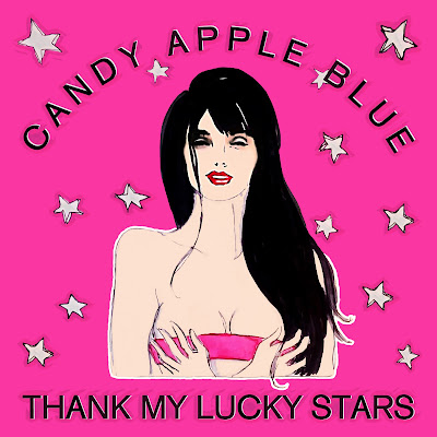 Candy Apple Blue Thank My Lucky Stars