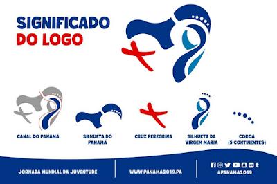 Significado Logo Imagens da JMJ 2019 - Fotos
