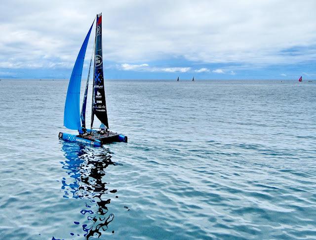 um Flying Phantom em estreia mundial na Madeira