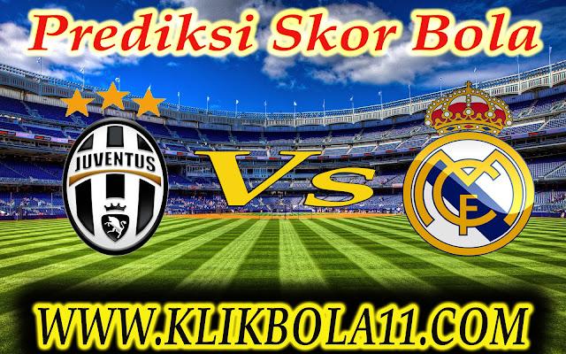Prediksi Bola Juventus Vs Real Madrid 7-06-2017