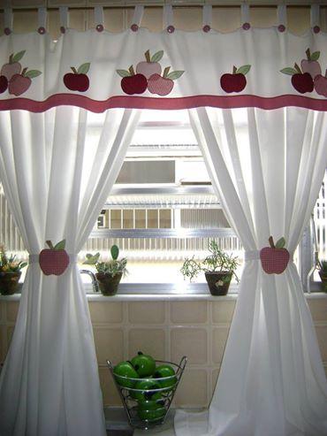 Awesome Diseños De Cortinas Para Cocina Ideas - Casas: Ideas ...