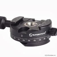 Sunwayfoto DDH-03i Panning Clamp Revised 2014 version Review