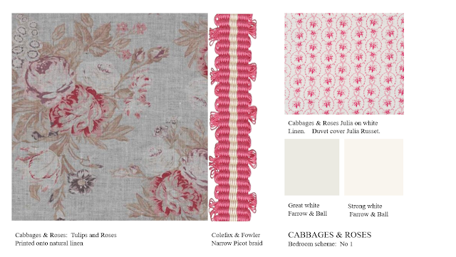 CABBAGES & ROSES INTERIORS - BY CHRISTINA STRUTT Ashley Wilde