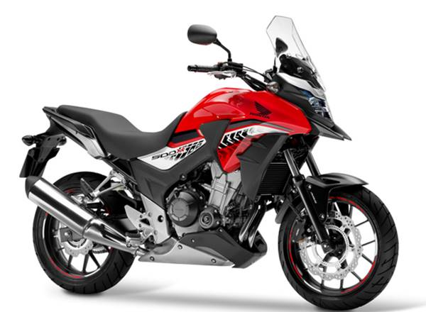 Update terbaru Honda CB500F, CBR500R dan CB500X
