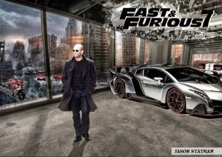 fast and furious seven