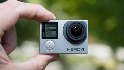 Spesifikasi Kamera GoPro Hero 4 - OmahDrones