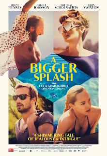 A Bigger Splash (2015) ซัมเมอร์ร้อนรัก