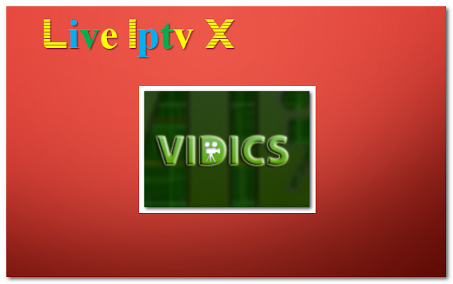 Vidics tv show addon