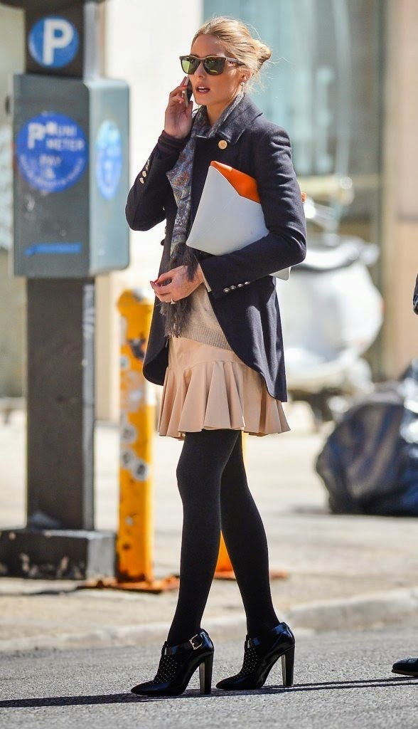 Olivia Palermo out and about in New York City