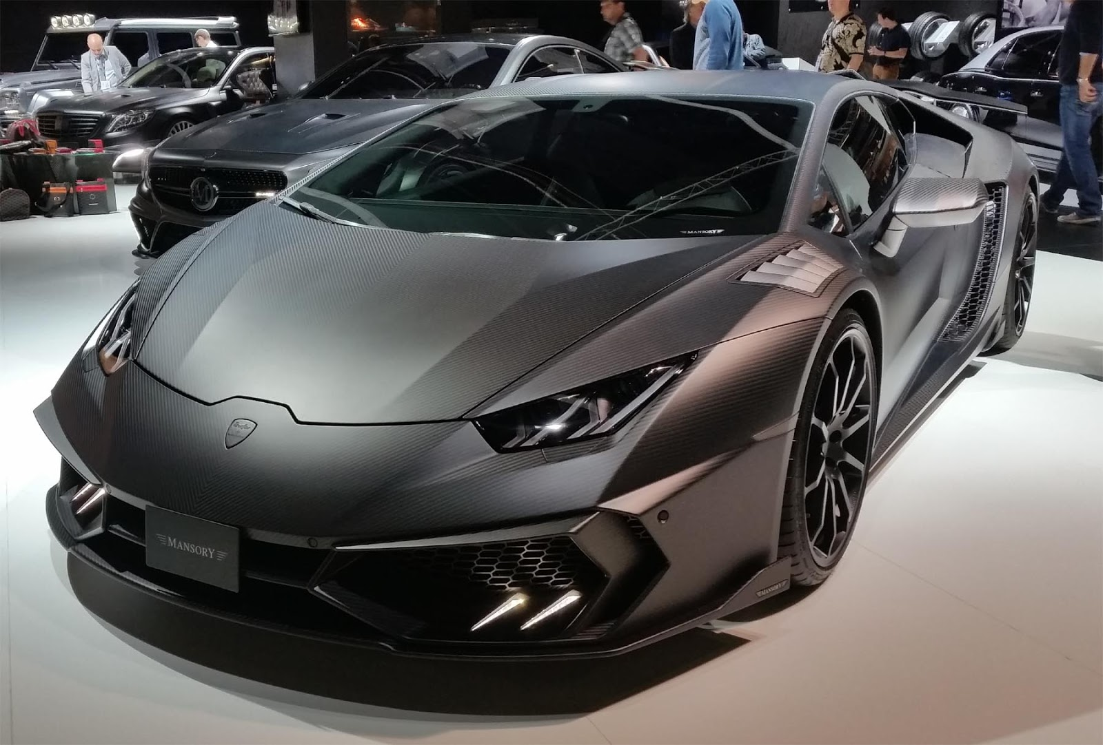 A True Master In Creating Wild Creations With Carbon Fibre Is The Tuning  Company U0027Mansoryu0027. Well Known Automotive Trade Fairs Like The Geneva And  Frankfurt ...