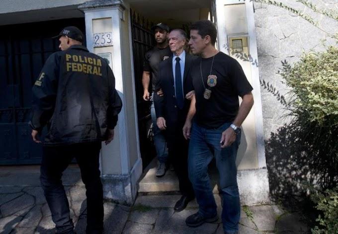Brazilian Olympic Committee President Carlos Nuzman arrested