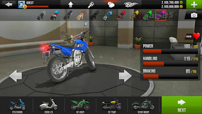 Cheat Traffic Rider Unlimited money
