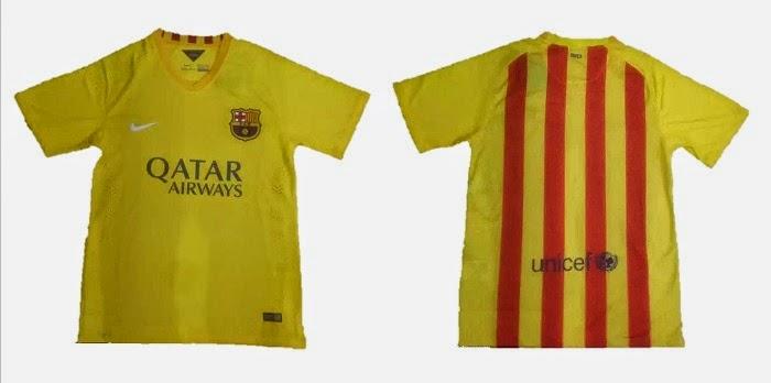 Site chinês já vende camisa do Barcelona que Nike ainda não lançou ... 49a54c8e92560