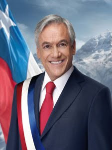 Sebastian Piñera, presidente Chile, compromiso con la vida, no aborto, vuelta al mundo, round the world, La vuelta al mundo de Asun y Ricardo, mundoporlibre.com