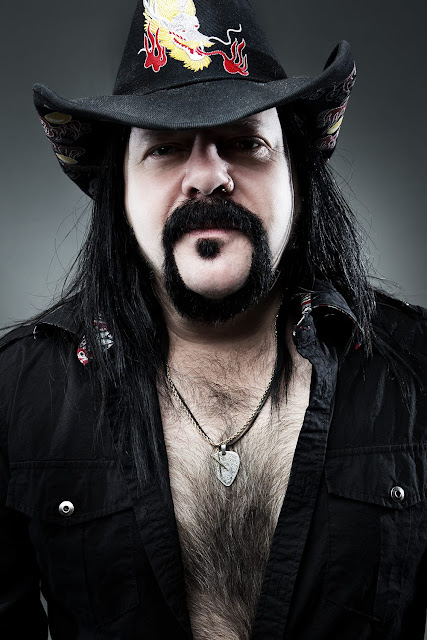Vinnie Paul, Pantera drummer and co-founder dies at 54
