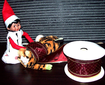 MENOPAUSAL NEW MOM: Elf on the Shelf Fast and Simple Ideas!