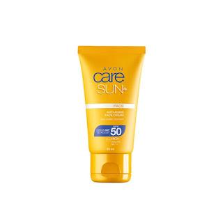 Cremă de față antirid Avon Sun Fresh Protection SPF 50