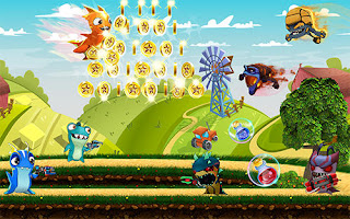 Download Game Slugs Jetpack Fight World V5.3.4 MOD Apk