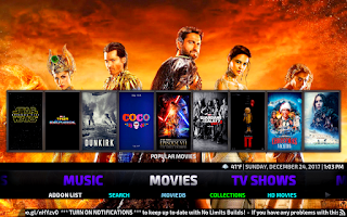 no limits magic build kodi