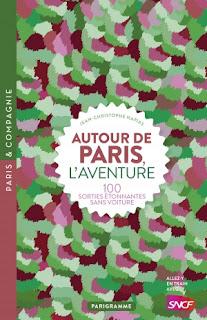 Autour de Paris l'aventure de Jean-Christophe Napias