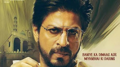 Shahrukh khan film raees