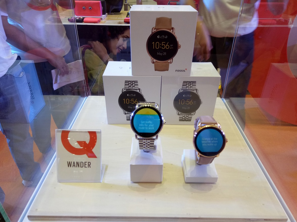 Fossil Q Wander And Marshal Smartwatches Now In The Philippines