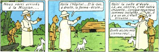 tintin in the congo 1946 pdf