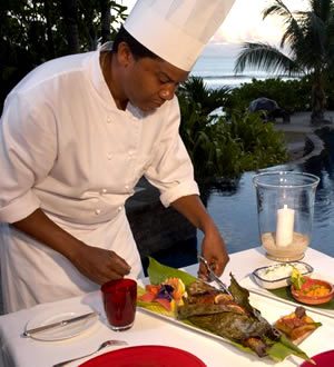 Maia Luxury Resort & Spa fine cuisine