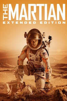 The Martian (2015) Dual Audio 720p BluRay Hindi English DD 5.1