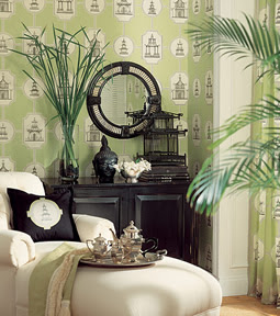 Green color Decorating Ideas
