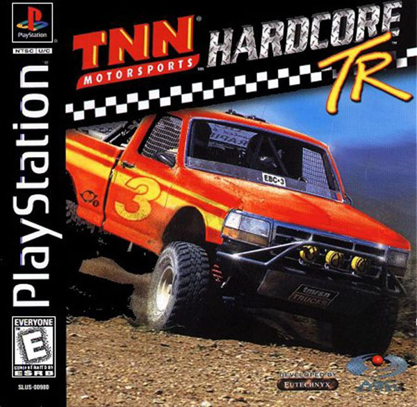 TNN Motorsports Hardcore TR - PS1 - ISOs Download