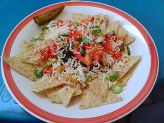 Receta de Nachos Supremos, fácil y nutritiva.