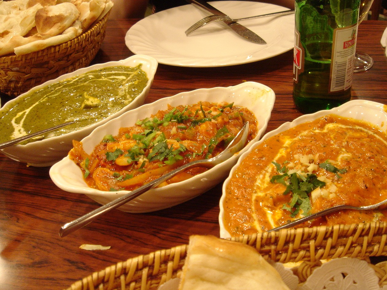 McGill's Cafe: Enjoy an Indian feast with us!