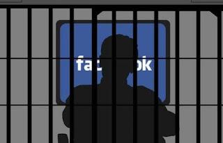 3 اشياء يقوم بها اغلبيتنا على الانترنت قد تؤدي بك الى السجن