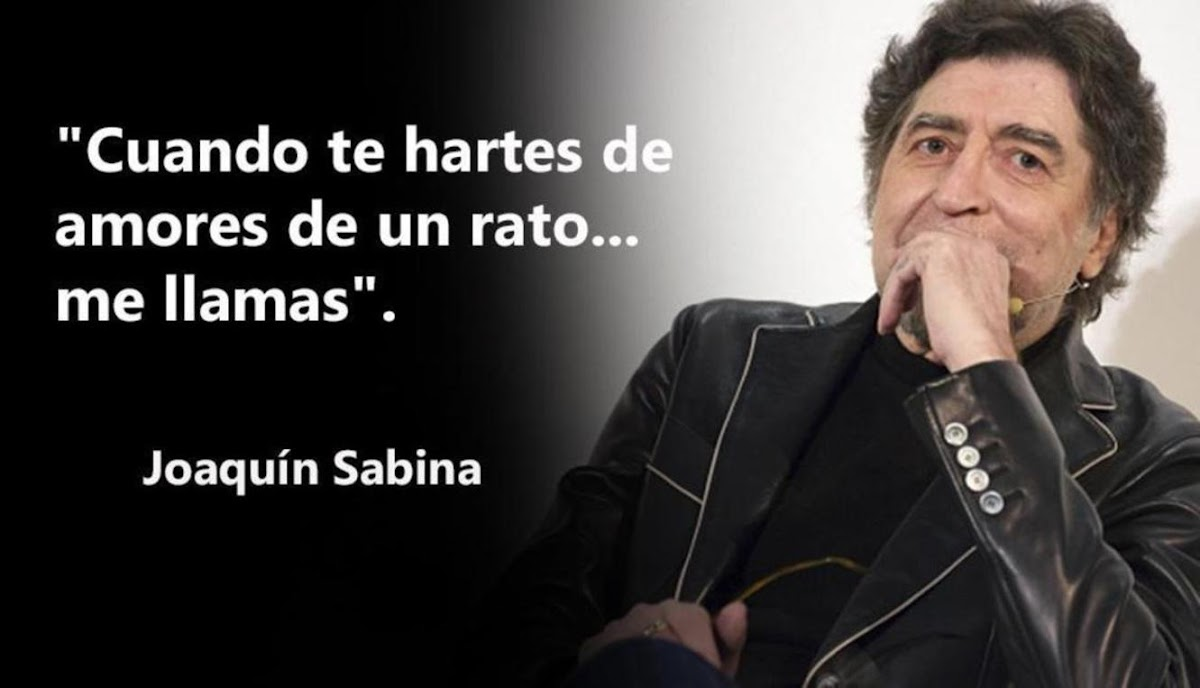 20 Frases De Joaquin Sabina Para Entender La Vida Video Dailymotion