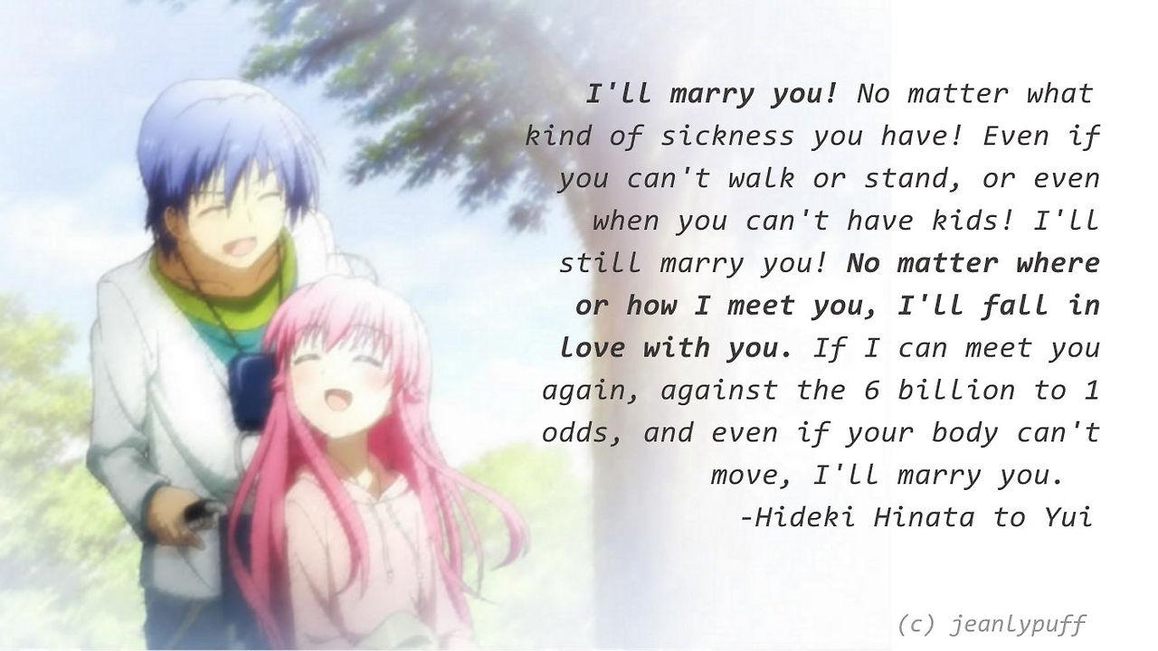Anime Romance Terbaik Dan Terpopuler Di Tahun 2016 Yang Belum Kamu