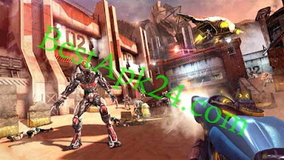 Download Shadowgun Legends v0.1.1 Apk + Data Files 2