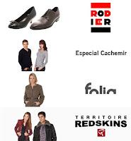 Folia, Rodier y Redskins