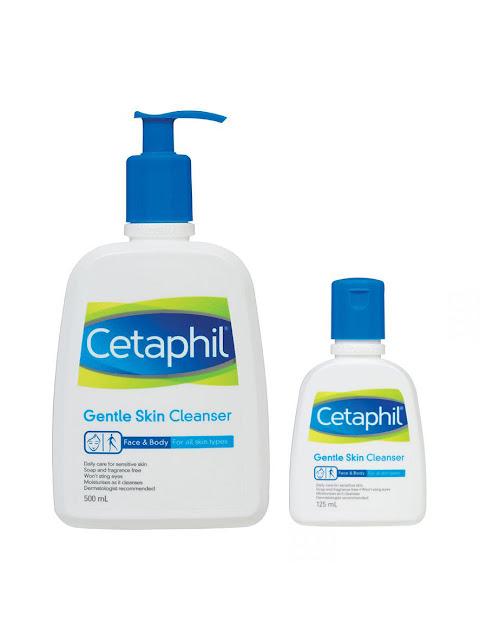 Ưu điểm của sữa rửa mặt Cetaphil