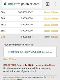 dia chi gui tien bitcoin