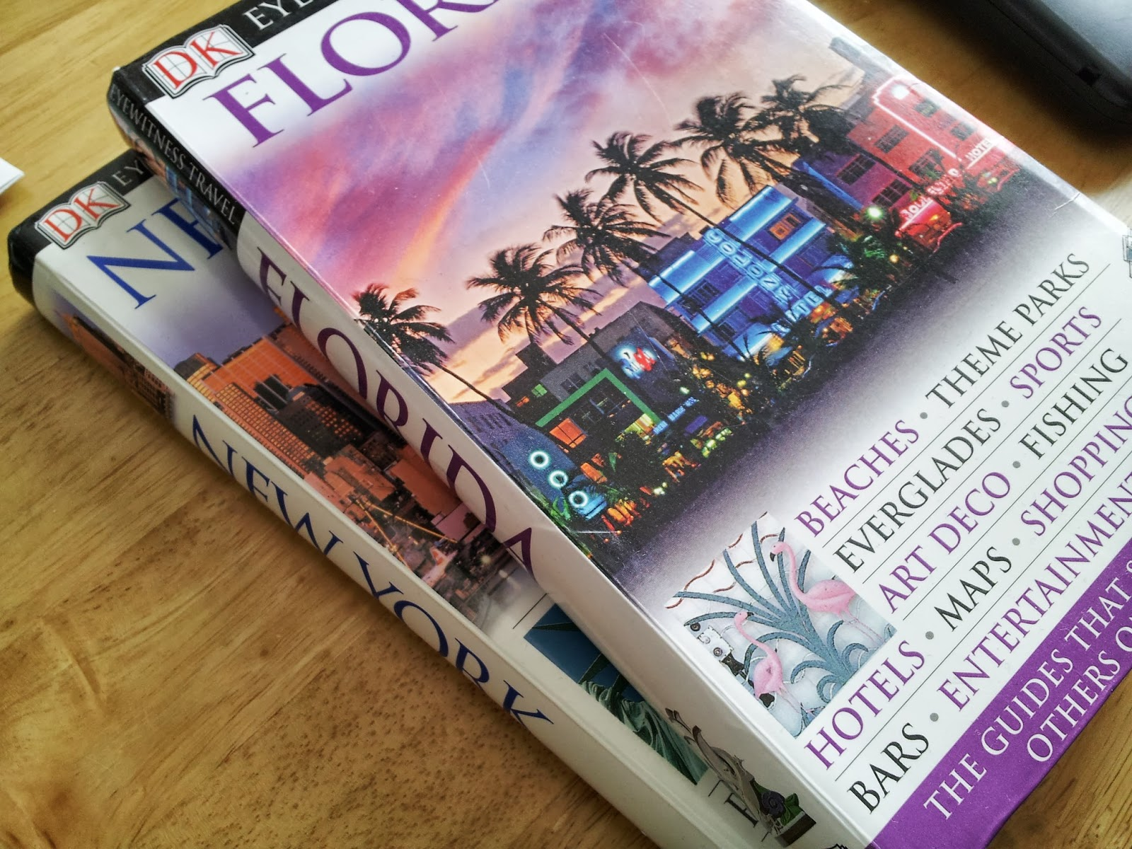 Travel Guides - Reading and exploring Recommendation - Eyewitness