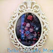 Bella's Crafty Mom: Antique Framed Pictures Redone