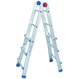 Como Utilizar Escadas de Mão