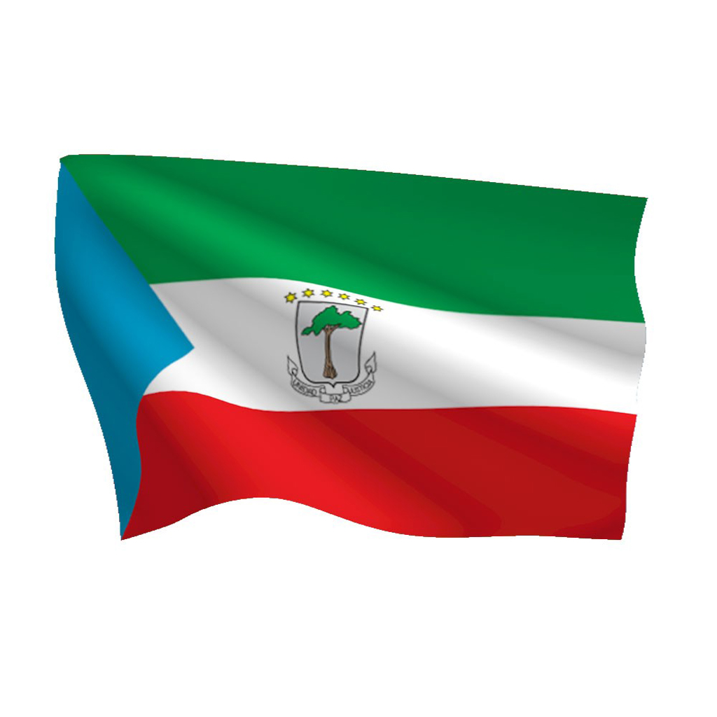 graafix flag of equatorial guinea