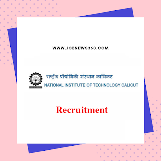 NIT Calicut Walk-IN 2019 for Technical Staff post (129 Vacancies)